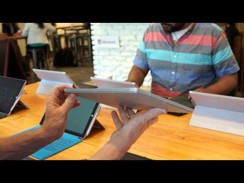 Microsoft Surface Pro 3 hands-on - MobileSyrup.com