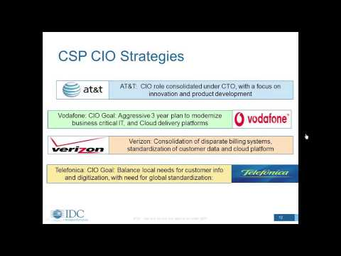 RCR Wireless Editorial Webinar: Telecom CIO Spotlight