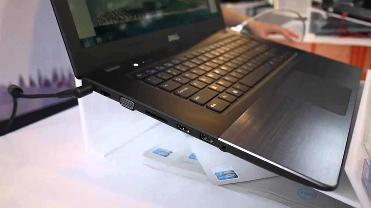 Dell V5560 sở hữu màn hình nét