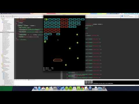 Glo Breaker Development Vlog 14 Using Cocos2d-x