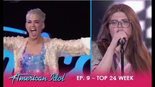 """Catie Turner: Katy Perry Goes CRAZY Over Her Cover Of """"Call Me"""" By Blondie 