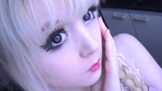 16 Yr Old Becomes The Real Life Barbie Doll