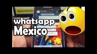 Como Agregar Contactos A Whatsapp De Mexico En Samsung