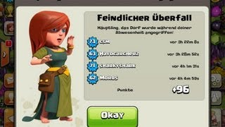 Clash Of Clans Good Defense Setup Town Hall Level 9