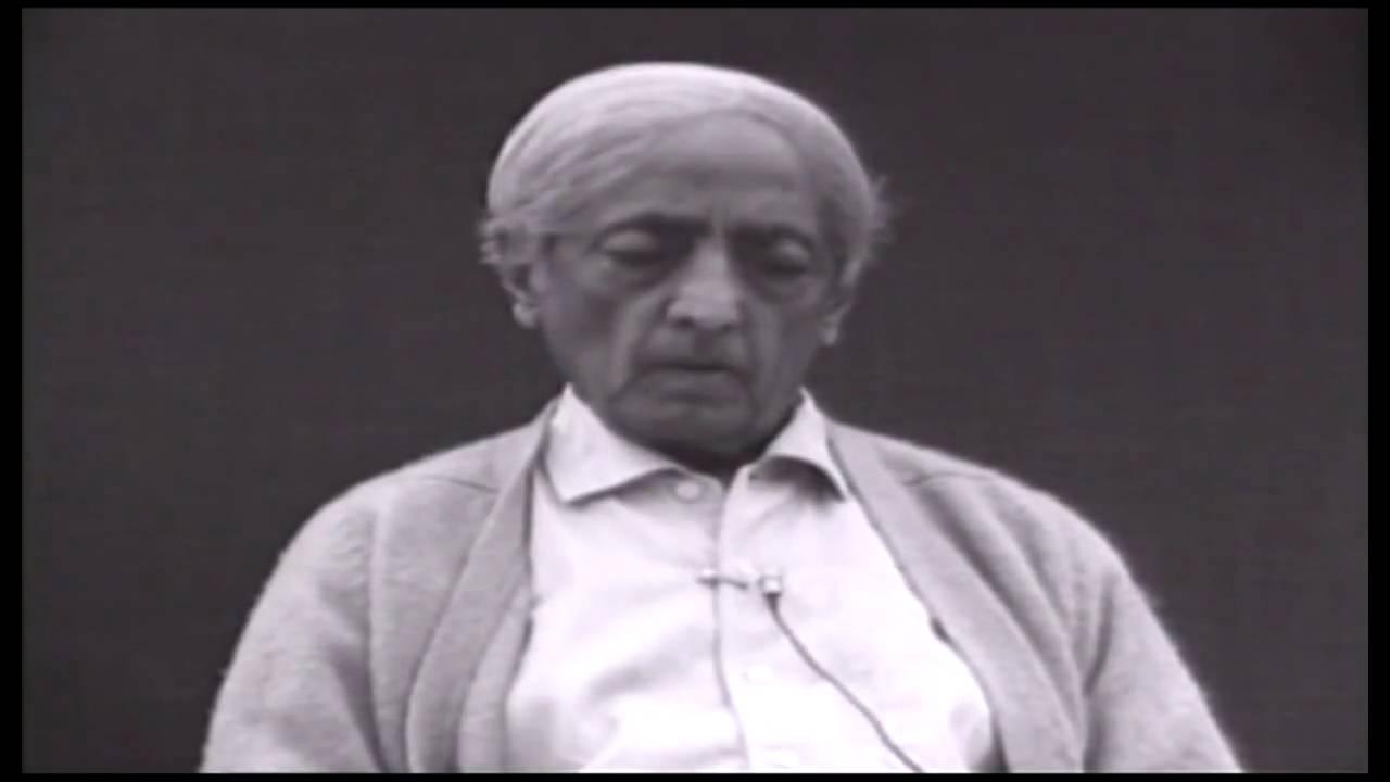 jiddu krishnamurti on relationship pdf