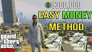 "GTA 5 Online Money Guide ""GTA Online Money"" (GTA 5 Money"