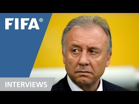 "Japan coach Zaccheroni: ""They like to dream"""