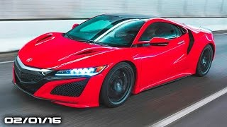 Acura NSX for $1.2 Million, Pontiac Aztek in Forza 6, Pope's Fiat - Fast Lane Daily