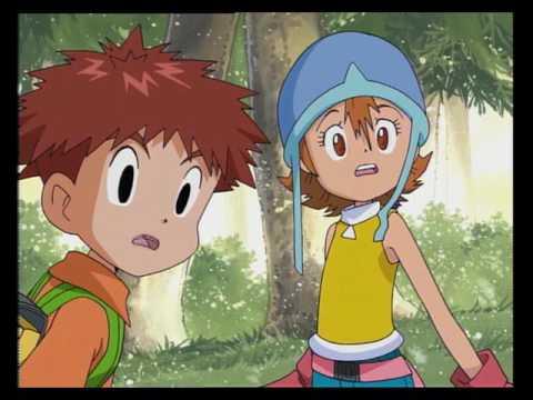 Digimon 14 - Cesta na nový světadíl