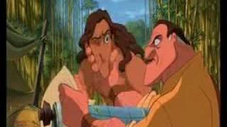 Disney Tarzan CLip 5