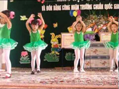 Múa Chim chích bông (Văn nghệ Khai giảng NH 2010-2011)