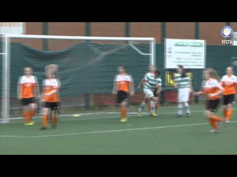 Celtic FC vs Glasgow City 15's Girls