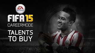 FIFA 15 Career Mode Best Young Players To Buy!
