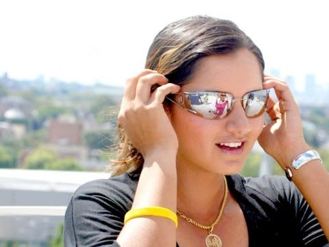 Sania Mirza set to scorch tennis courts in 2014 - Asianet News exclusive interview