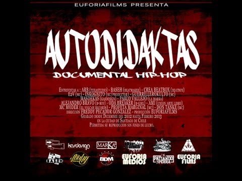 Autodidaktas, Documental Hip-hop / 2013
