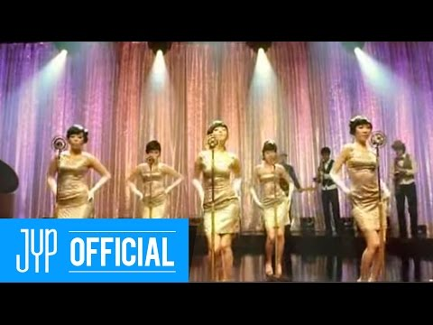 Wonder Girls (원더걸스) - NOBODY (Eng. Ver)