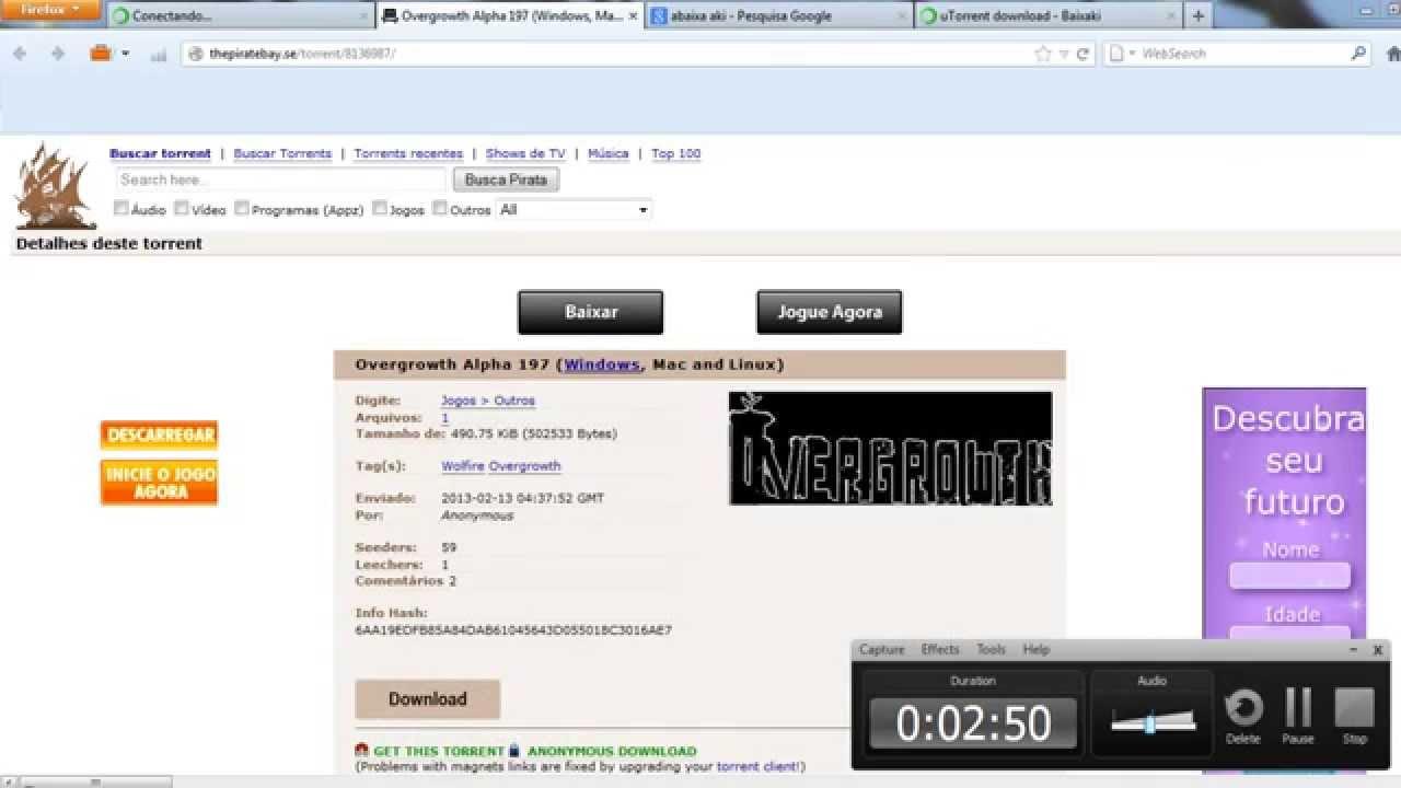 download point blank pelo utorrent