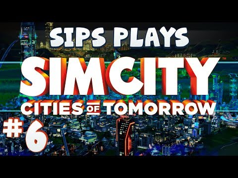 Simcity - Cities of Tomorrow (Full Walkthrough) - Part 6 - Discovering Roads