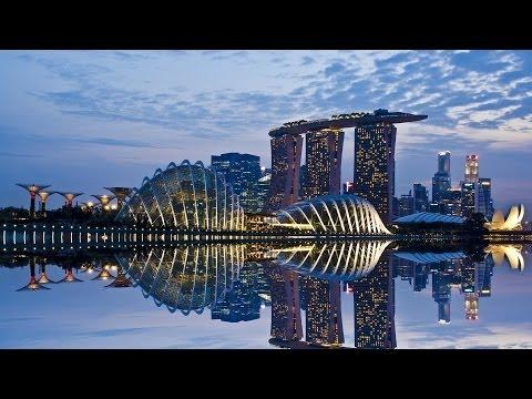 Khám phá vẻ đẹp đảo quốc Singapore HD