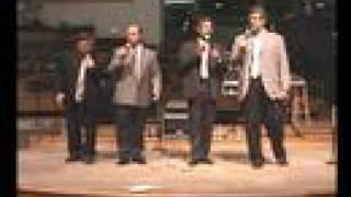 """I'll Fly Away Medley"" Crimson River Quartet 15th Anniv"