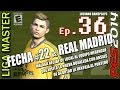 PES 2014: #36 Liga | Master League | Málaga vs. Real Madrid Fecha #22 LBBVA