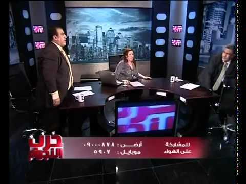 معركة هزلية على قناة الفراعين برنامج حرب النجوم