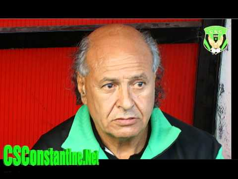 Coupe d'Algérie CSC 2 - MCA : Déclaration de Rachid Belhout