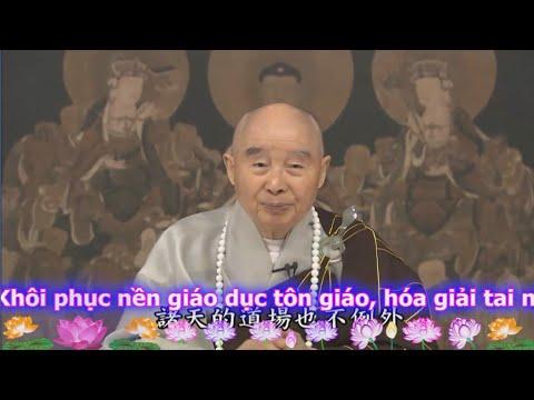TĐ:490-Khôi phục nền giáo dục tôn giáo, hóa giải tai nạn của thế giới