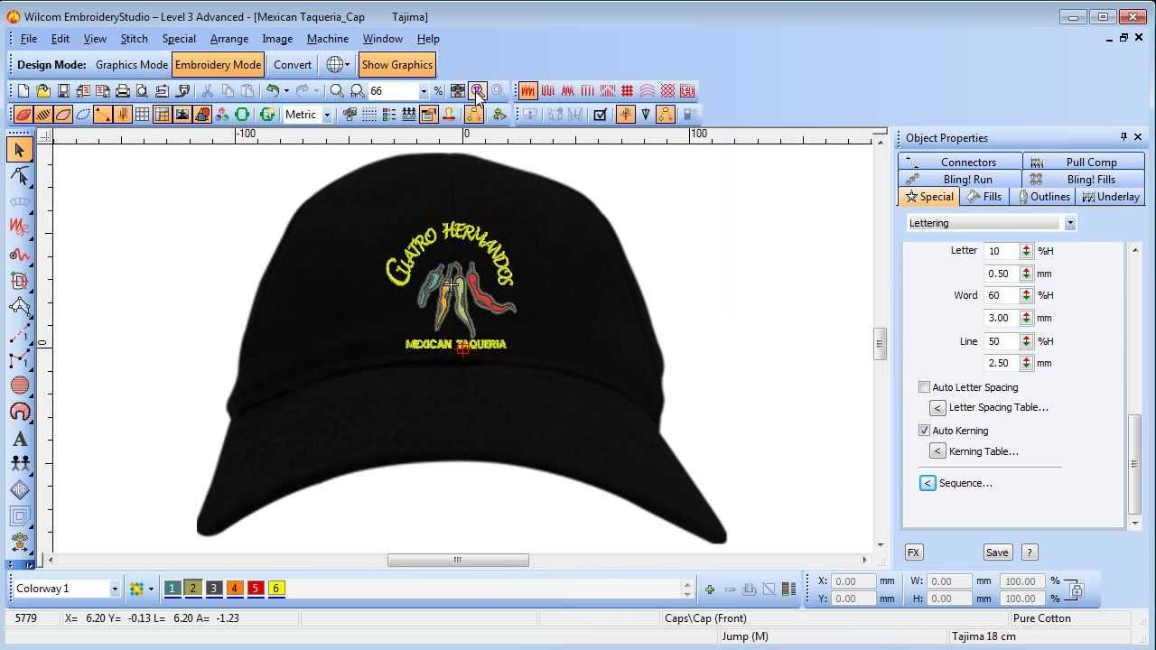 How To Convert Vector Graphics To Embroidery Wilcom International
