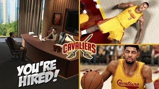NBA 2K14 Cavaliers MyGM #1 Trying To Bring Back The King