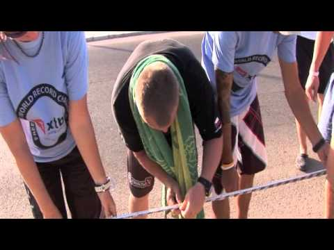 STEPANEK - XTB World Record Challenge 2011: Competition line