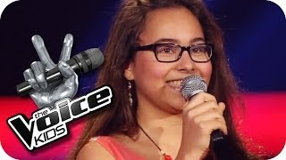 Lara Am Seidenen Faden The Voice Kids 2014 Blind