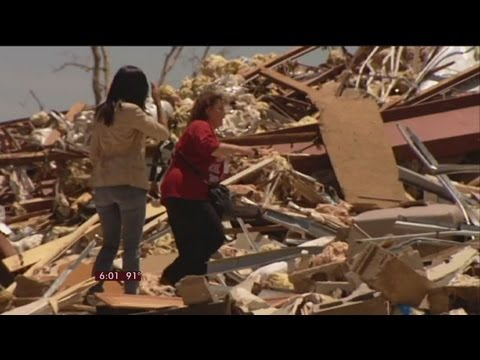Recovery and rebuilding in Oklahoma