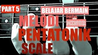 4.5 Belajar Bermain Melodi Improvisation/cara