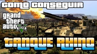 GTA V Como Conseguir Tanque De 3 Millones GRATIS Como