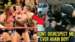 10 DISRESPECTFUL Moments That Led to BACKSTAGE Fights