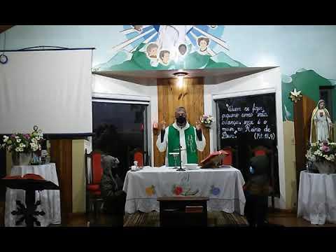 Santa Missa | 02.08.2021 | Segunda-feira | Padre Robson Antônio | ANSPAZ