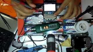 Reparacion de teclado Blackberry 8520