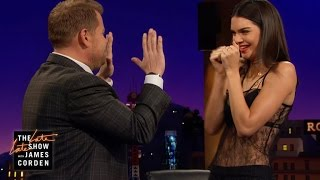Kendall Jenner Is Ready for the Boxing Ring