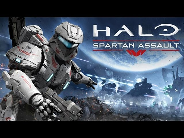 Halo Spartan Assault Launch Trailer