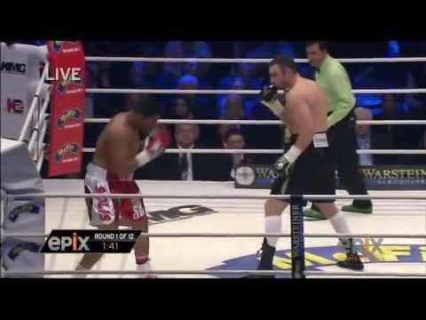 Vitali Klitschko vs Odlanier Solis HD