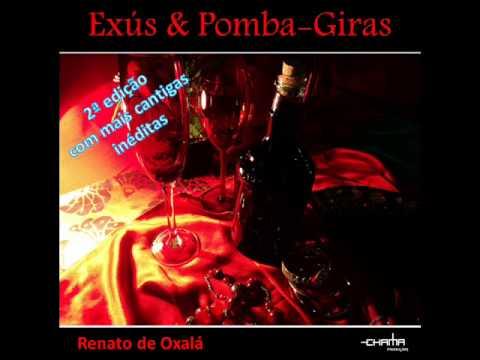 Exús & Pomba-Giras - (2ª Edição) - Renato de Oxalá.