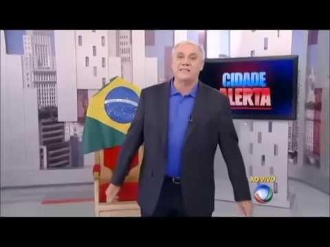 SAMBA ENREDO DO CIDADE ALERTA NA COPA DO BRASIL