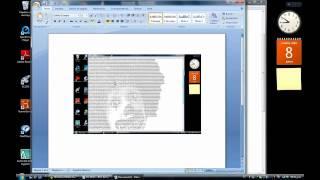 Como Hacer Una Imágen Con Código ASCII