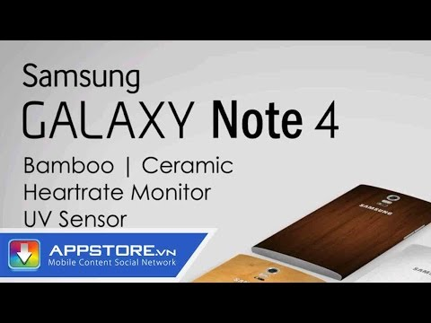 [Review Máy] Trải nghiệm Galaxy Note 4 - AppStoreVn
