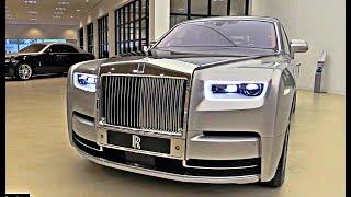 The Rolls Royce Phantom 2019 NEW FULL Review Interior Exterior Infotainment