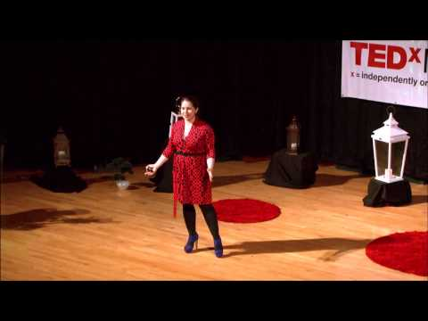 Spreading the Conversation about Mental Health: Aileen Tartanian at TEDxIthaca College