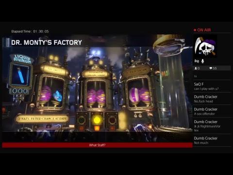 Origins Public Lobby!! Pt. 2 | Black Ops 3 Zombies