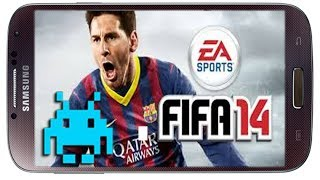 FIFA 14 ANDROID TUTORIAL: COMO BAIXAR E DESBLOQUEAR