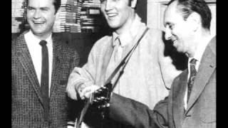 The Million Dollar Quartet, Elvis, Johhny Cash, Carl